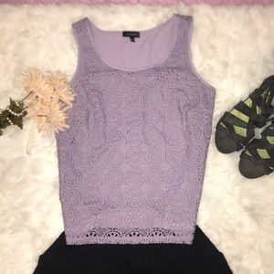 The Limited Lace Top